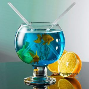 giant fishbowl globe glass