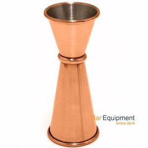 copper jigger measure