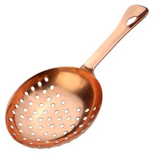 copper juleep strainer