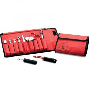 cocktail garnishing tool kit