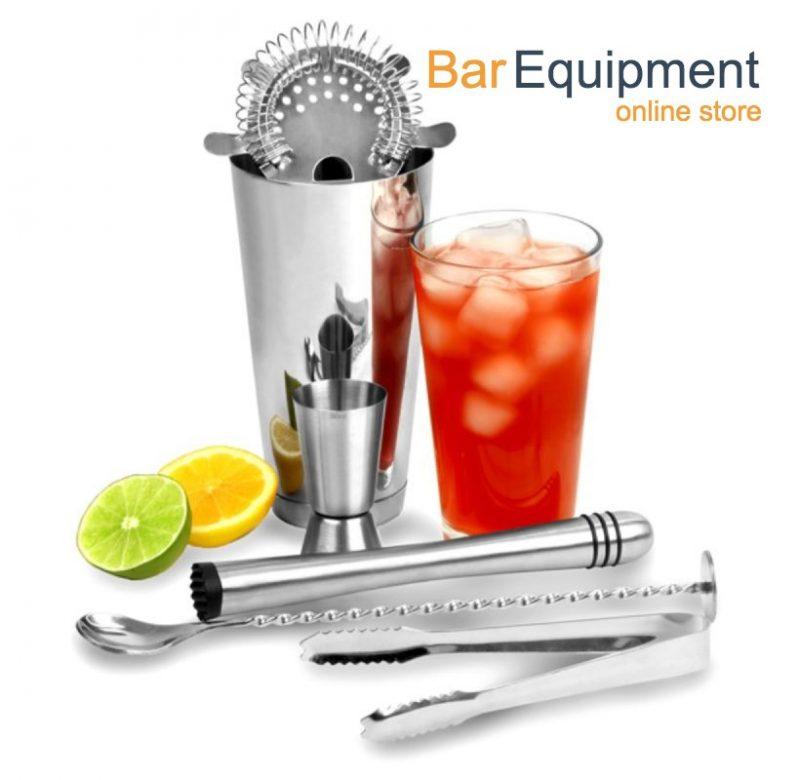cocktail-martini shaker set