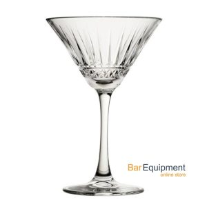 elegant martini glass