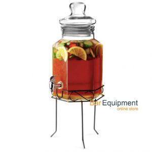 hexagonal drinks dispenser