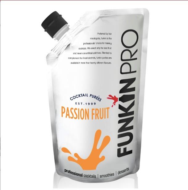 passion fruit puree