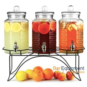 triple drinks dispenser