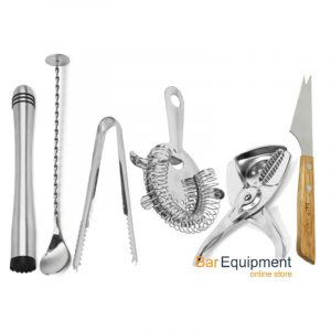 bar equipment barware tools