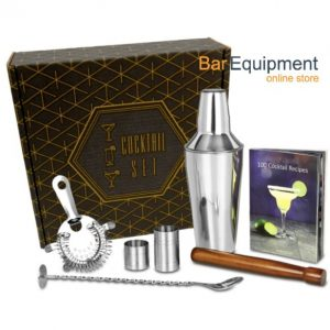 manhattan cobbler shaker kit