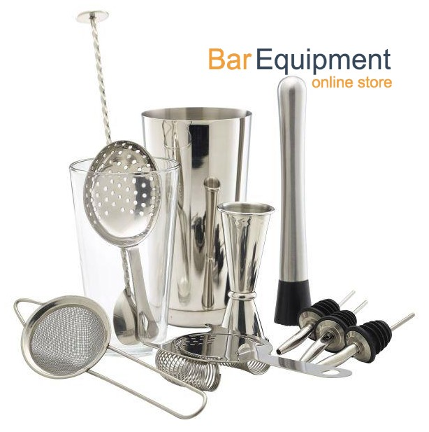 professional cocktail making kit