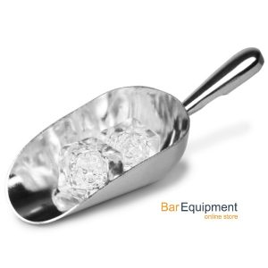 Aluminium Ice Scoop 5oz