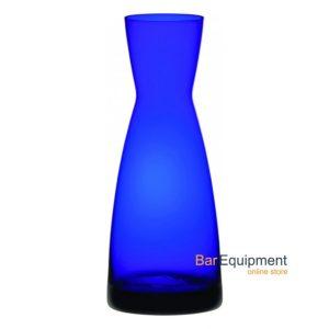 cobalt blue carafe