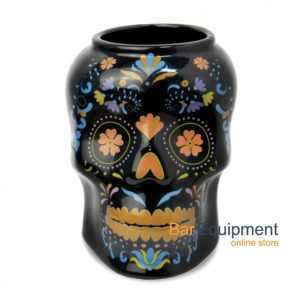 day of the death tiki mug