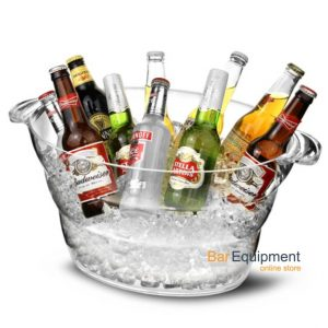 Oval Drinks Pail Party Tub