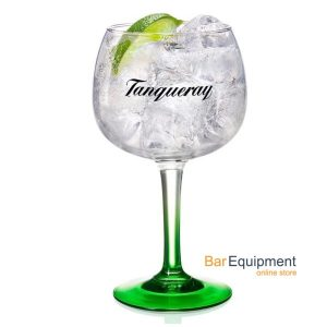 tanqueray balloon gin glasses