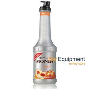 Monin Le Fruit Peach Puree Ireland