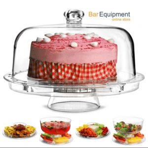 cake stand dome