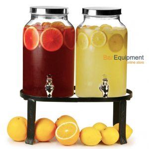 double drinks dispenser